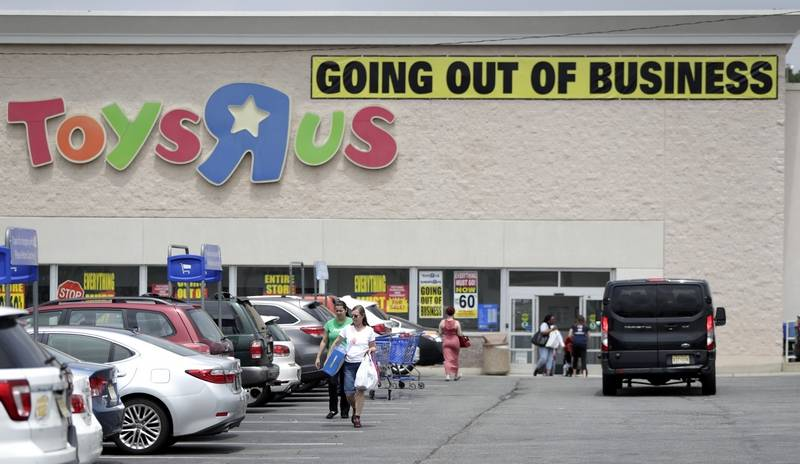 Toys R Us To Close All Remaining Stores By Friday