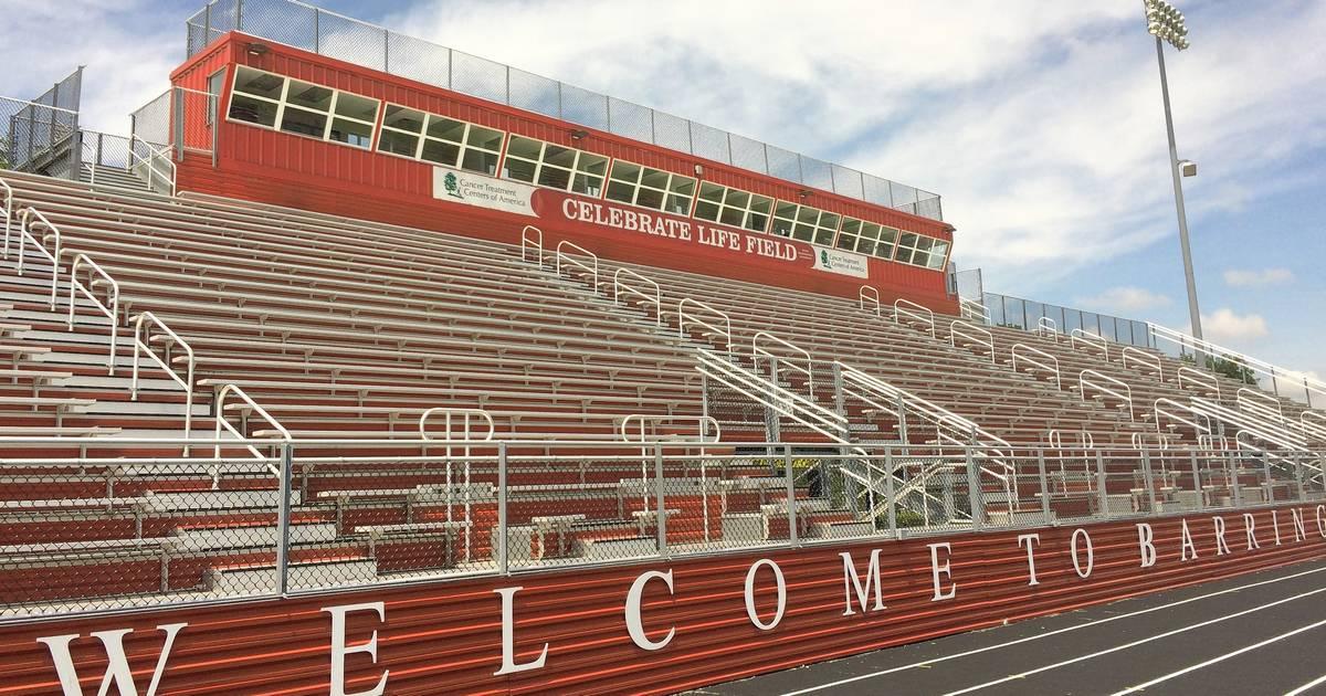 Motorwerks Of Barrington >> $500K in sponsorships for Barrington High School stadium ...