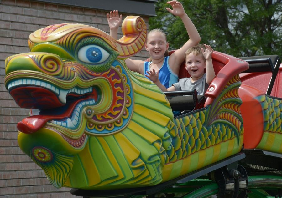 Festivals: Eyes to the Skies, Frontier Days, Ribfest, July
