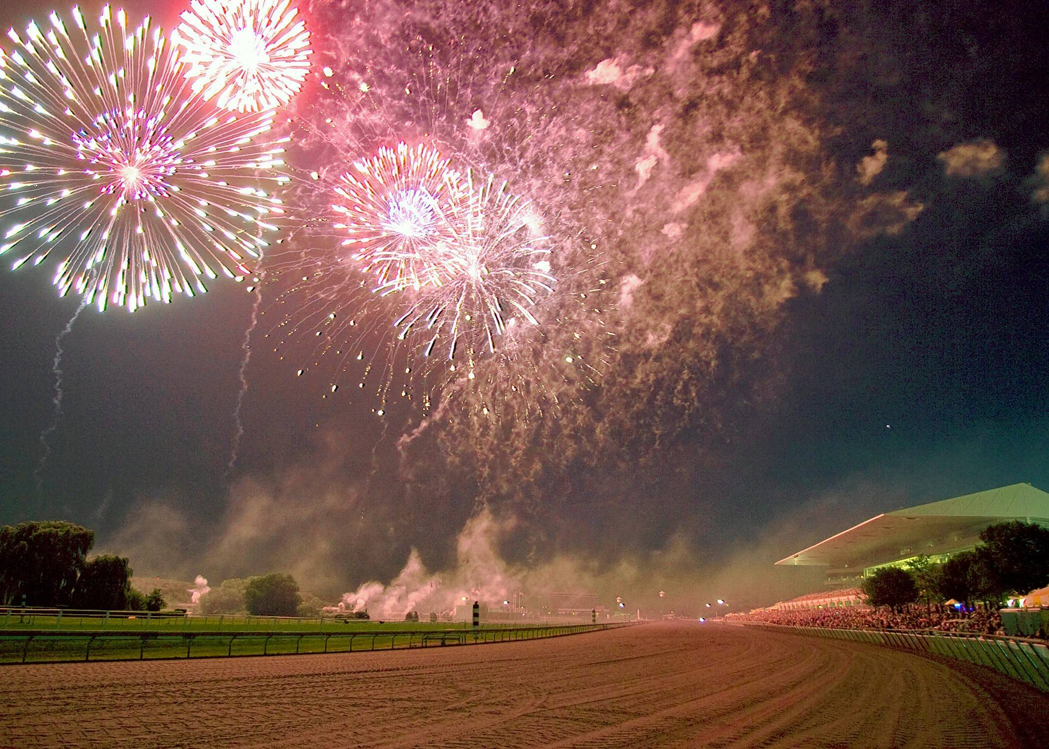 How you can see 10 straight nights of fireworks in the suburbs