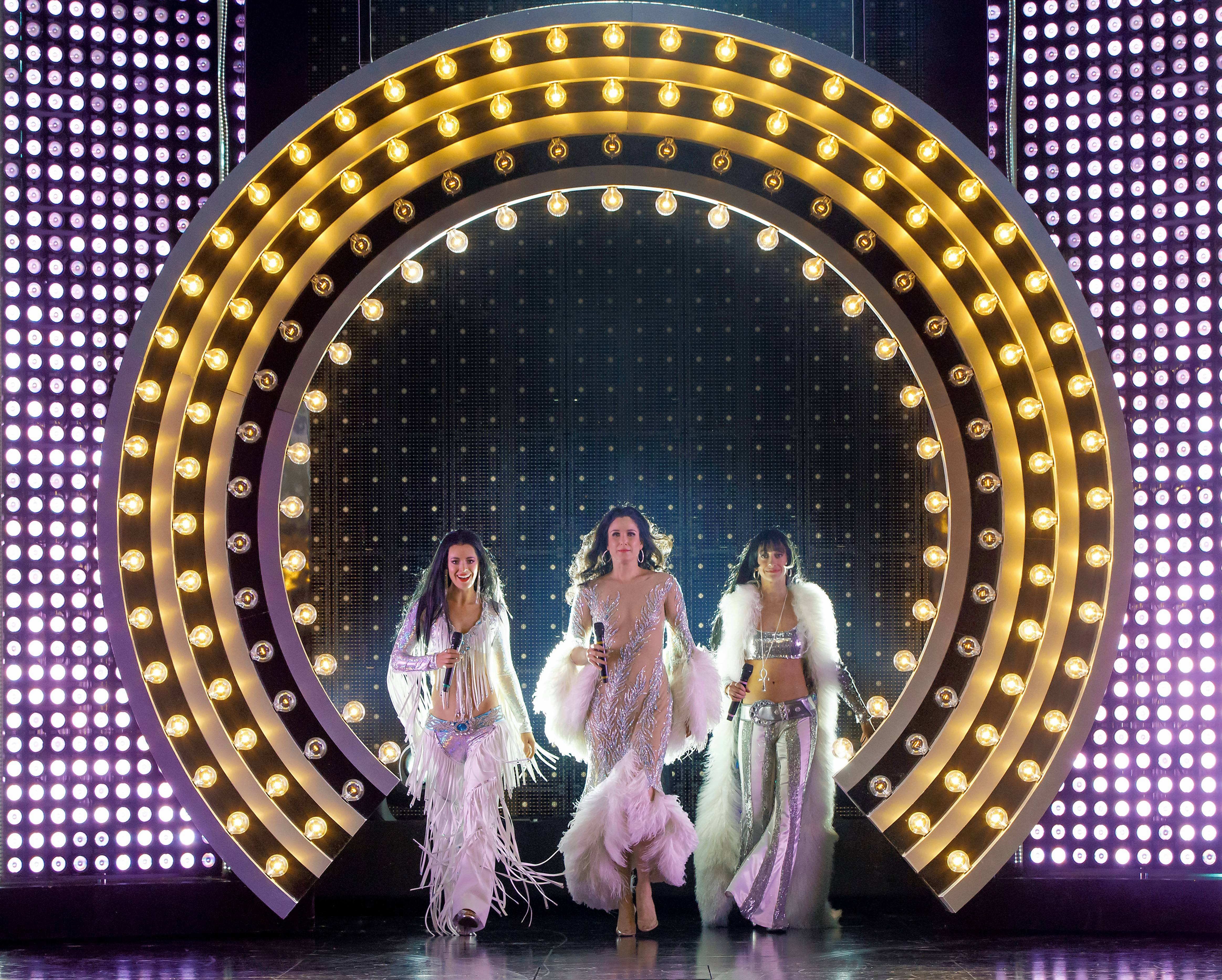 Broadway-bound 'Cher Show' needs work