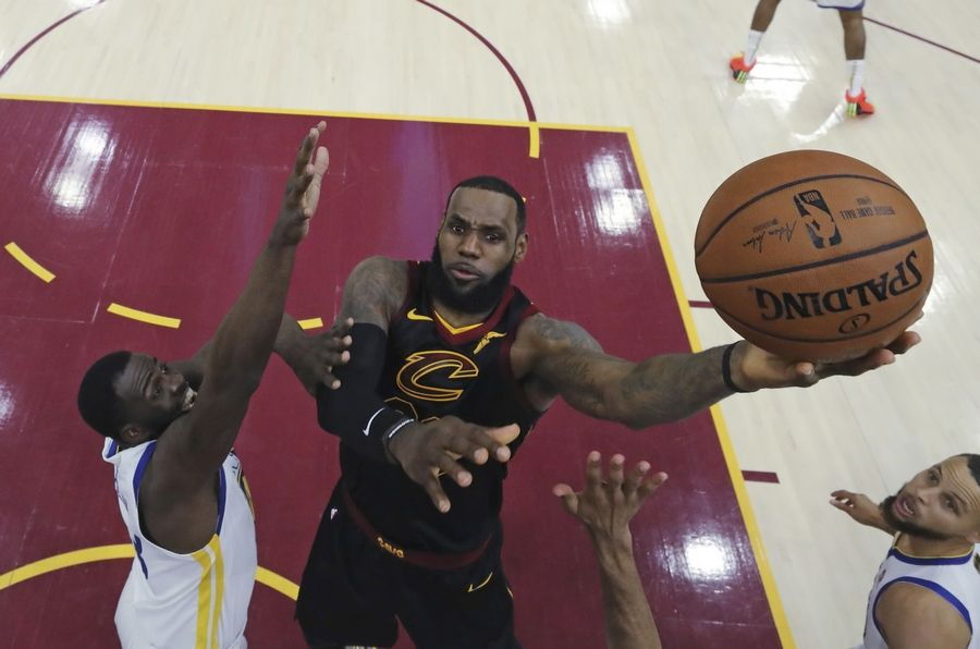 f0a58cd69c0 It's no surprise that the Los Angeles Lakers snagged LeBron James. Yet it's  still stunning