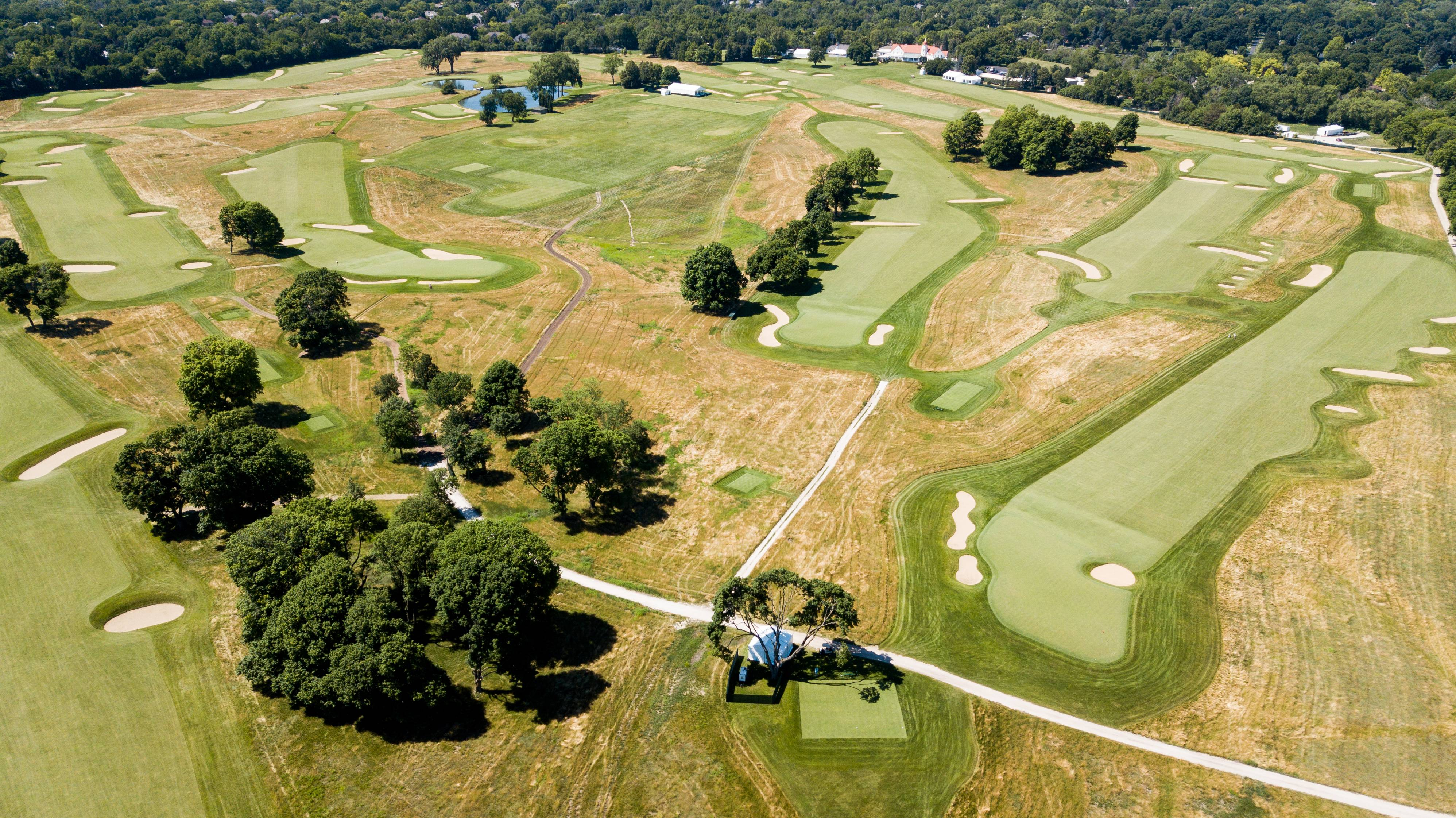 Where to see the toughest stretches at Chicago Golf for the U.S. Senior Women's Open