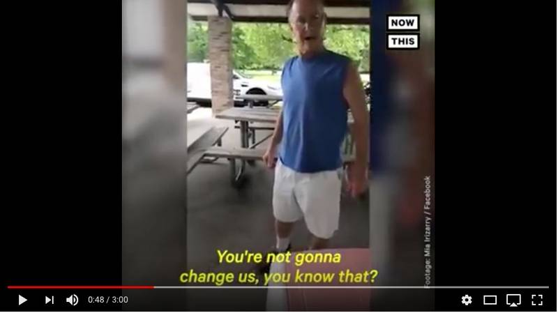 Officer Who Appeared to Ignore Puerto Rican Flag Shirt Episode Resigns
