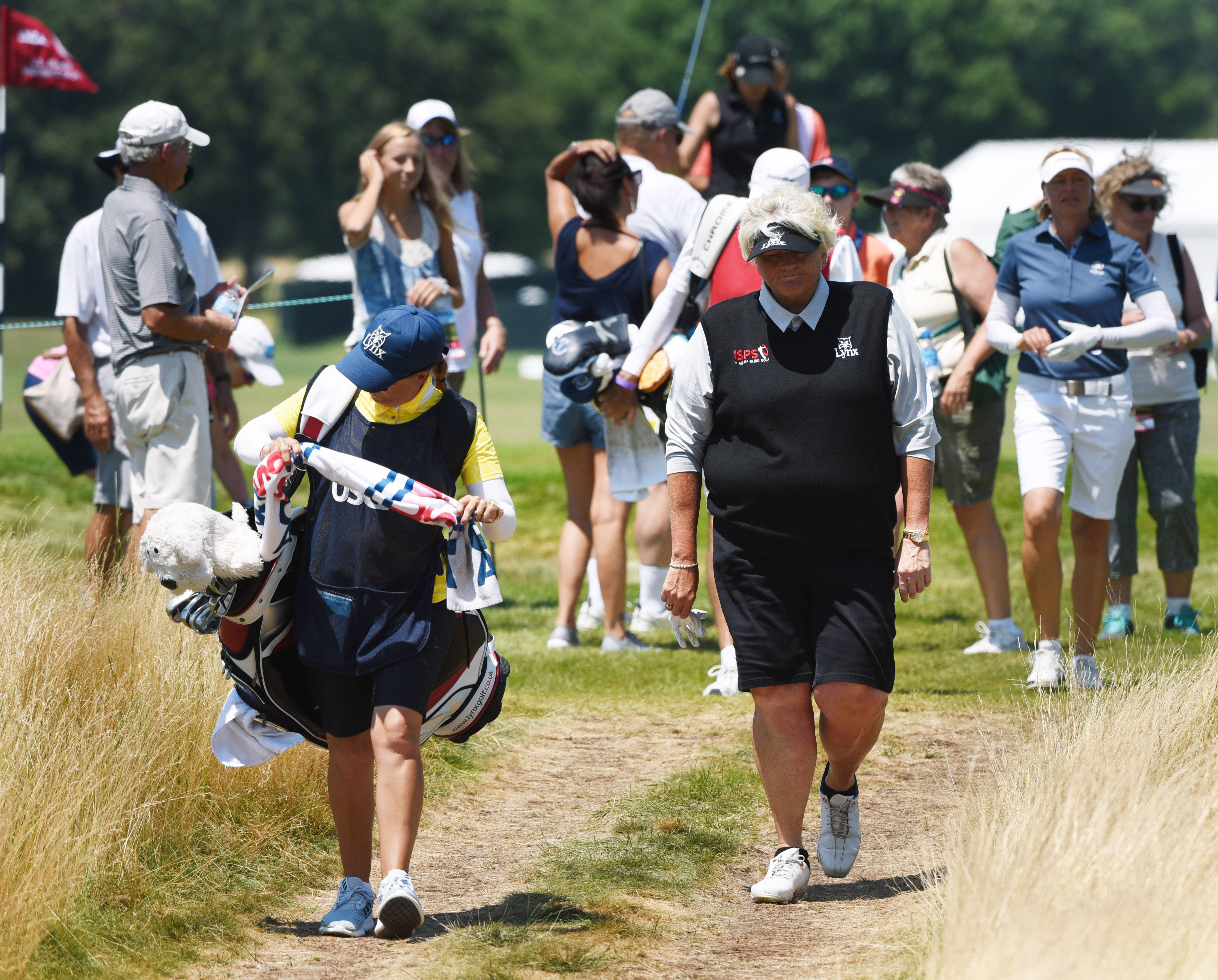 Senior Women's Open crowds, merchandise sales exceeding expectations