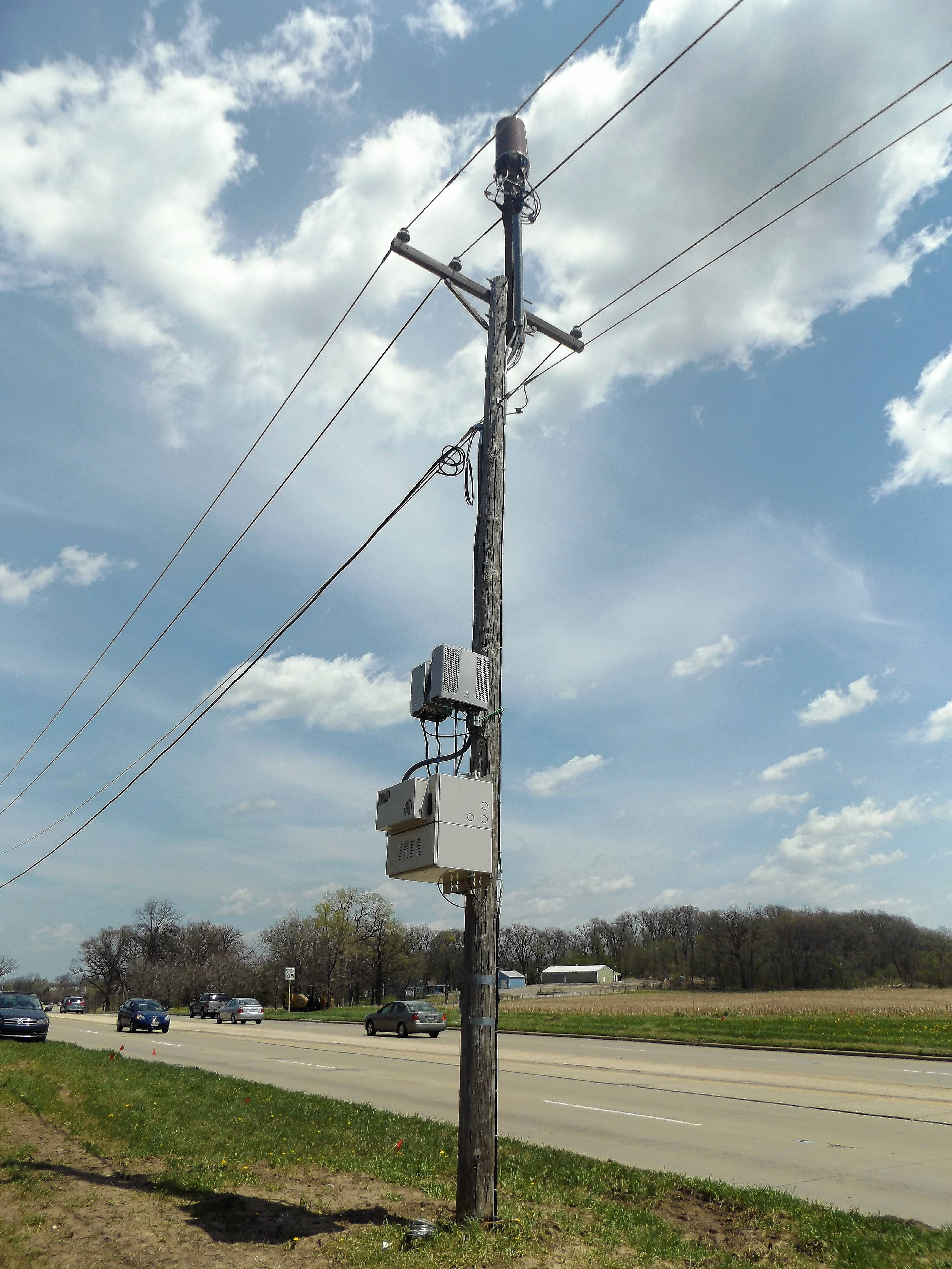 Lake County prepares for wave of wireless equipment on utility poles