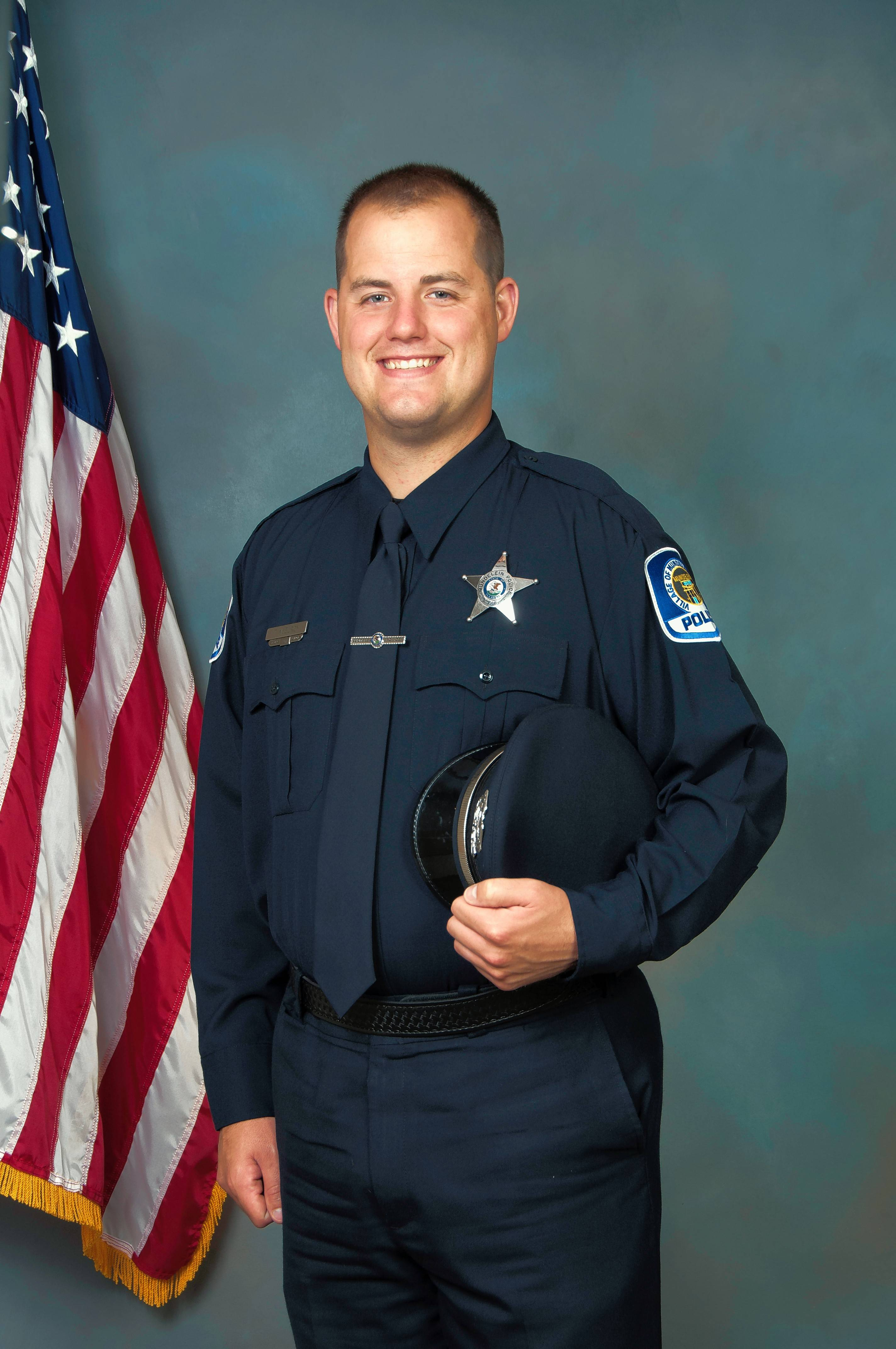 Suburban hero: Mundelein officer used defibrillator to help save man after heart attack