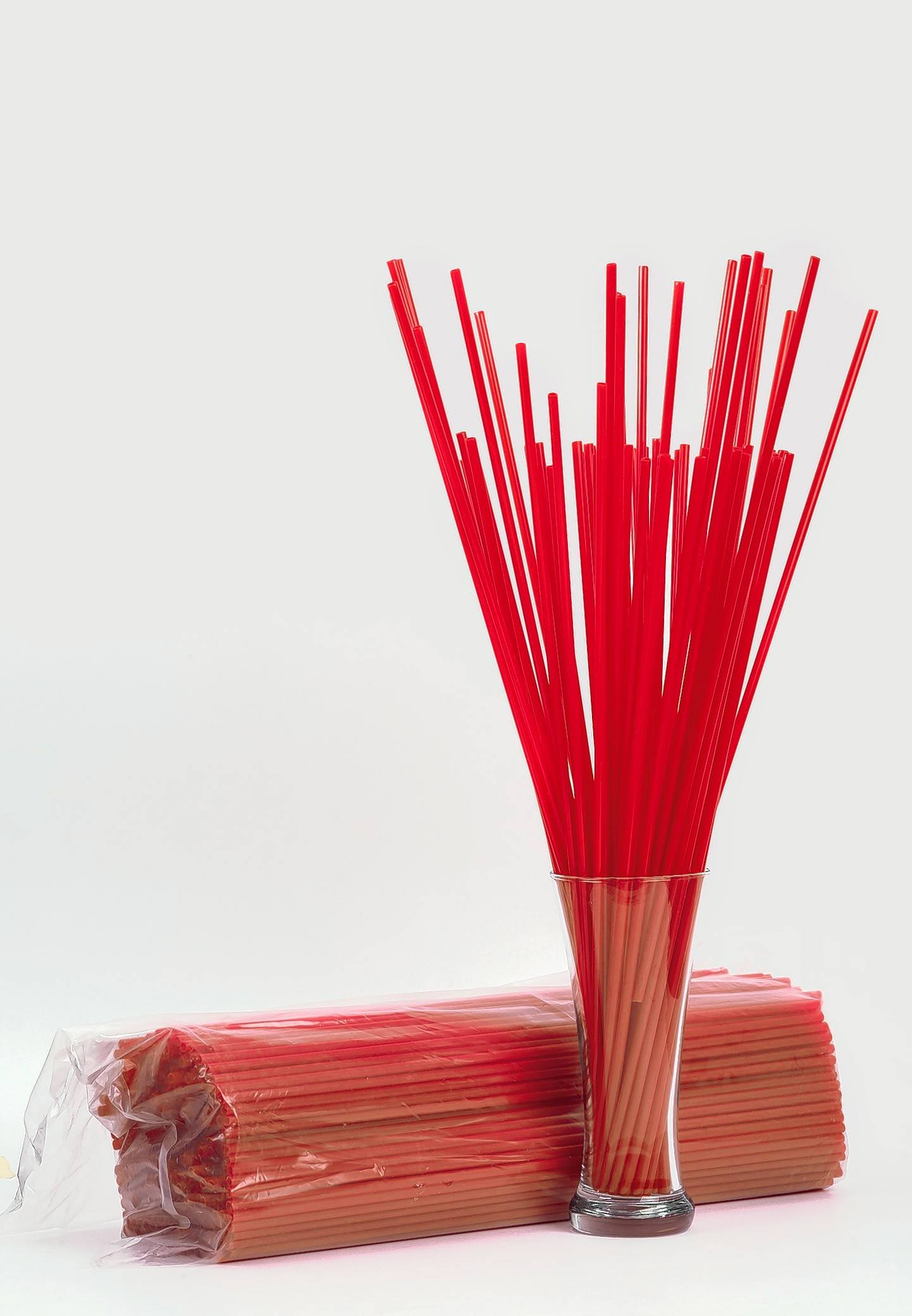 Using straws may cause more gas, bloating, wrinkles and cavities.