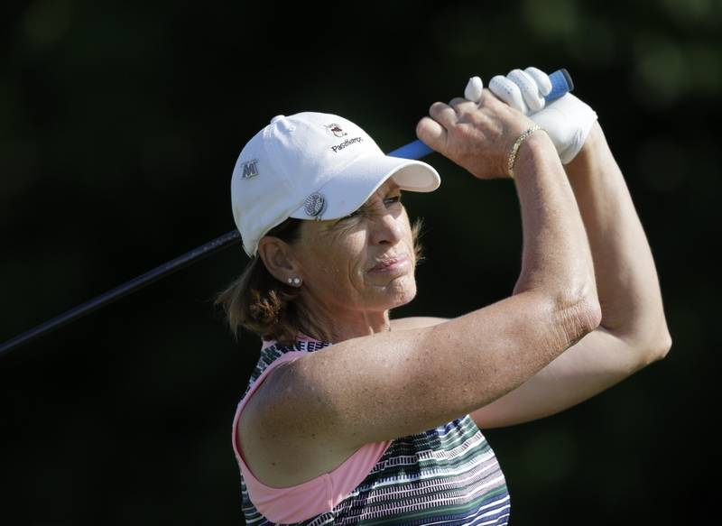 Wright Advances In U. S. Women's Amateur Golf Tournament