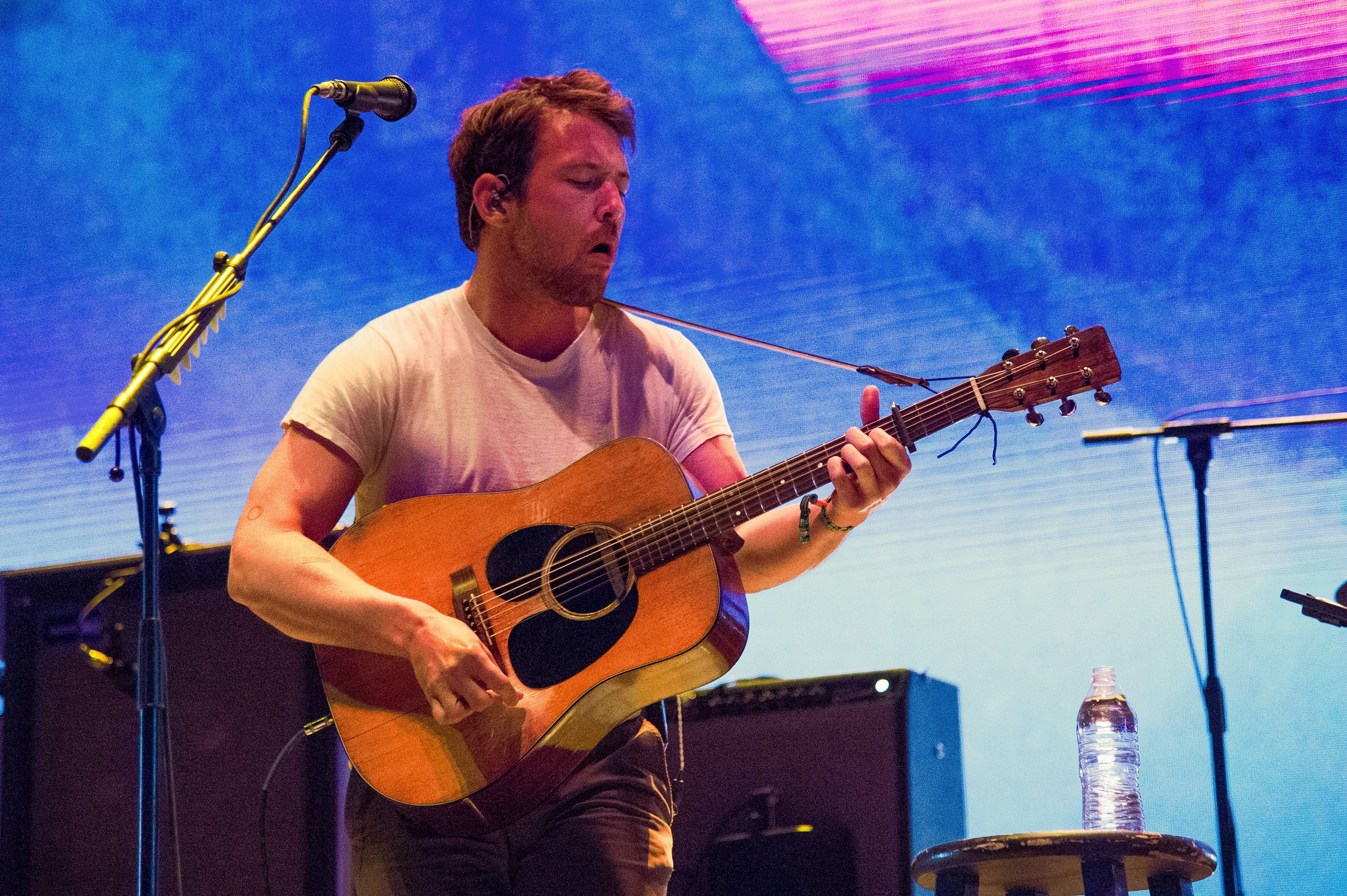 The Fleet Foxes headlines the second day of the Pitchfork Music Festival at Chicago's Union Park Saturday, July 21.