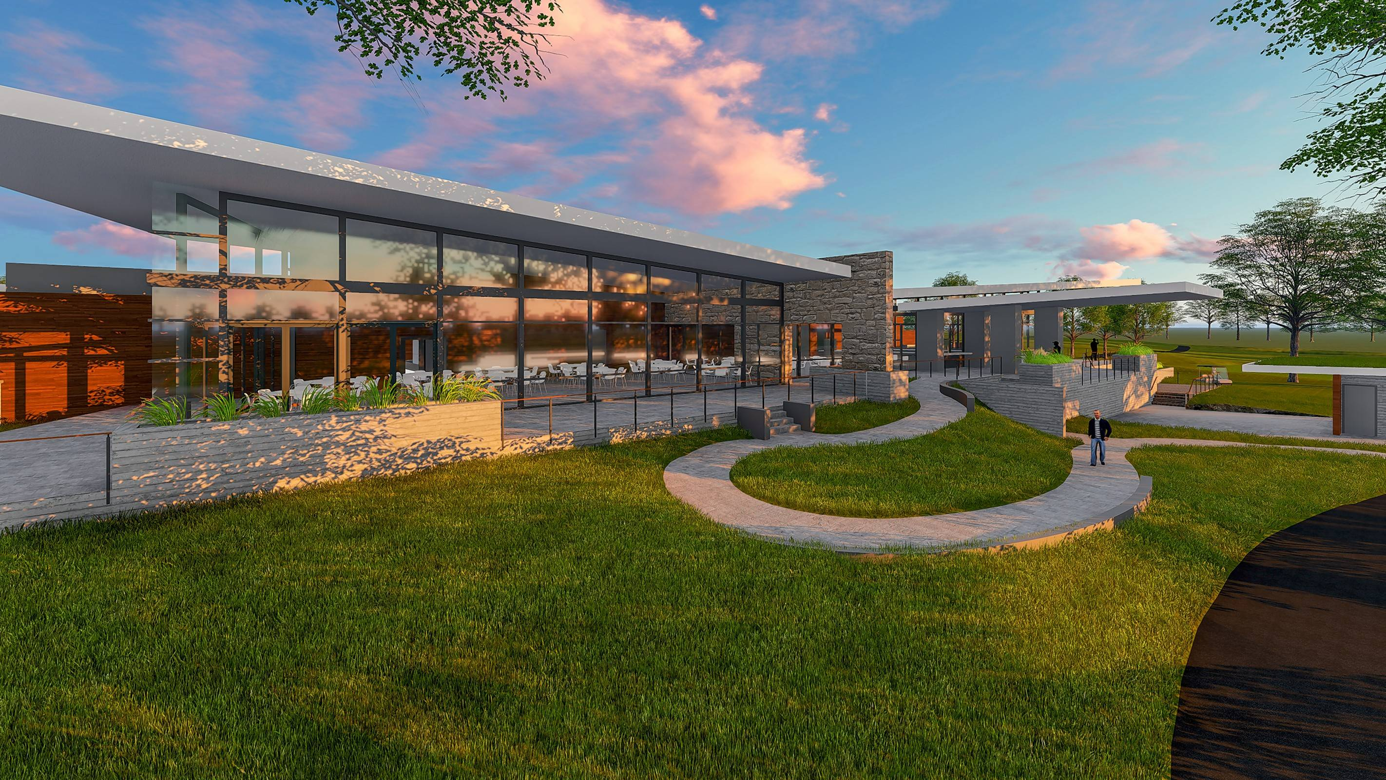 DuPage forest preserve continues to pursue clubhouse project