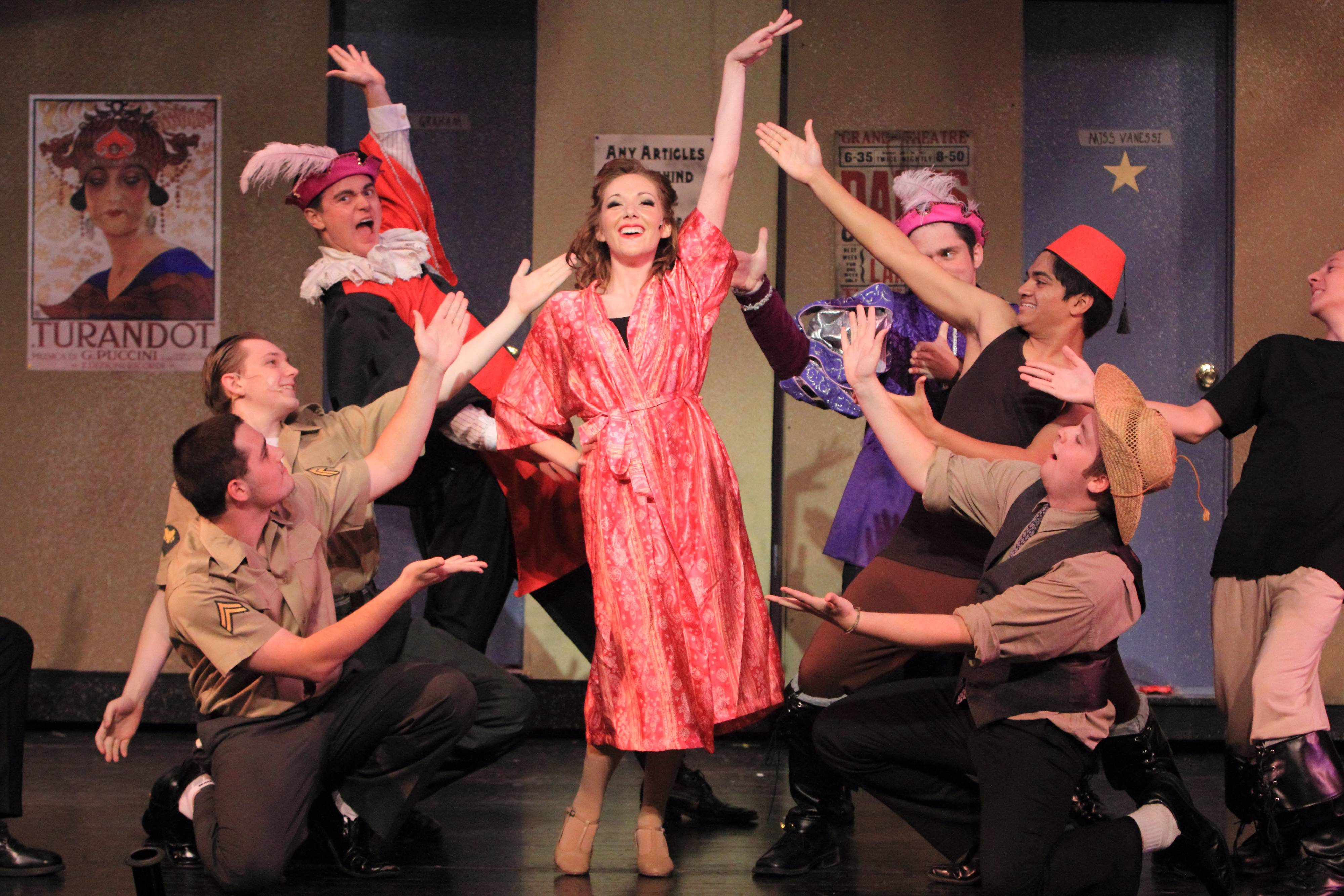 Schaumburg Summer Theatre will present Cabaret Night, an evening of songs celebrating a 30-year legacy of bringing musical theater to area audiences, Friday, July 20, at the Al Larson Prairie Center for the Arts.