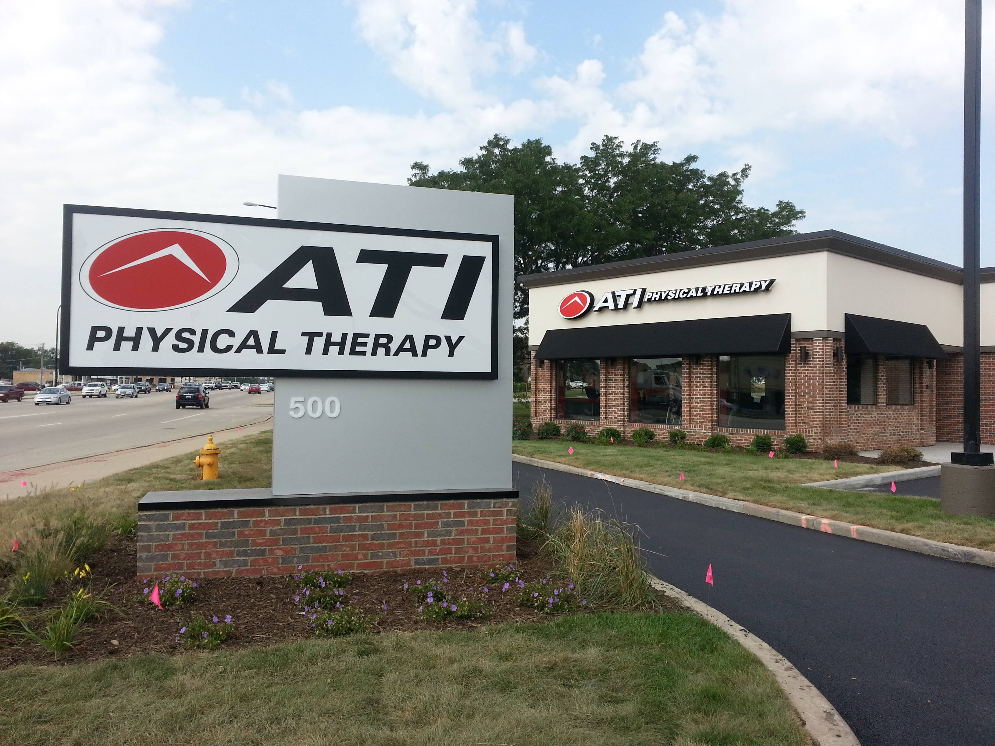 ATI Physical Therapy, Addison, IL. University of St. Augustine for Health Sciences and ATI Physical Therapy inked a multifaceted collaborative agreement to expand internship opportunities and mentoring programs.