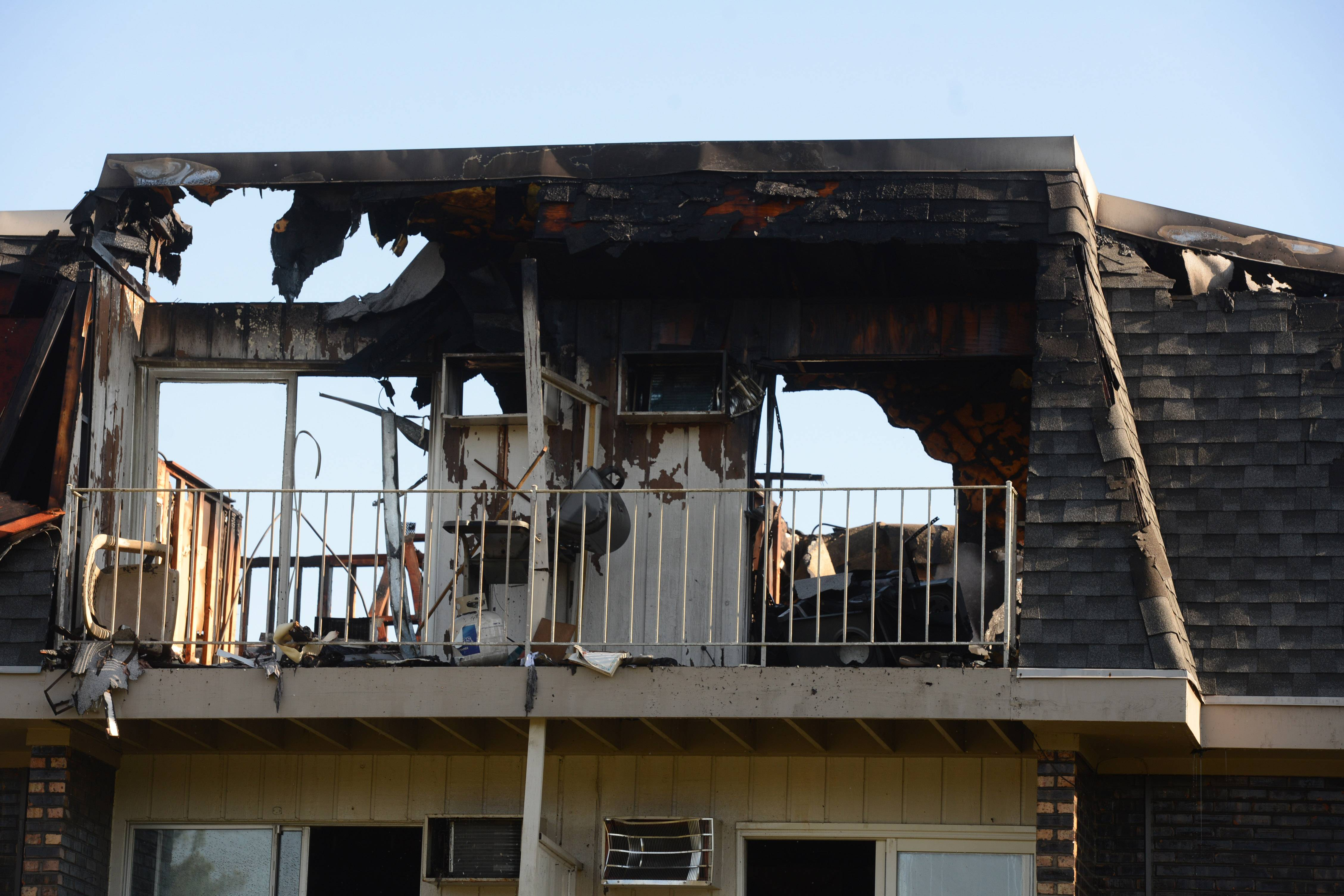 Residents fear 'irreplaceable losses' after devastating fire
