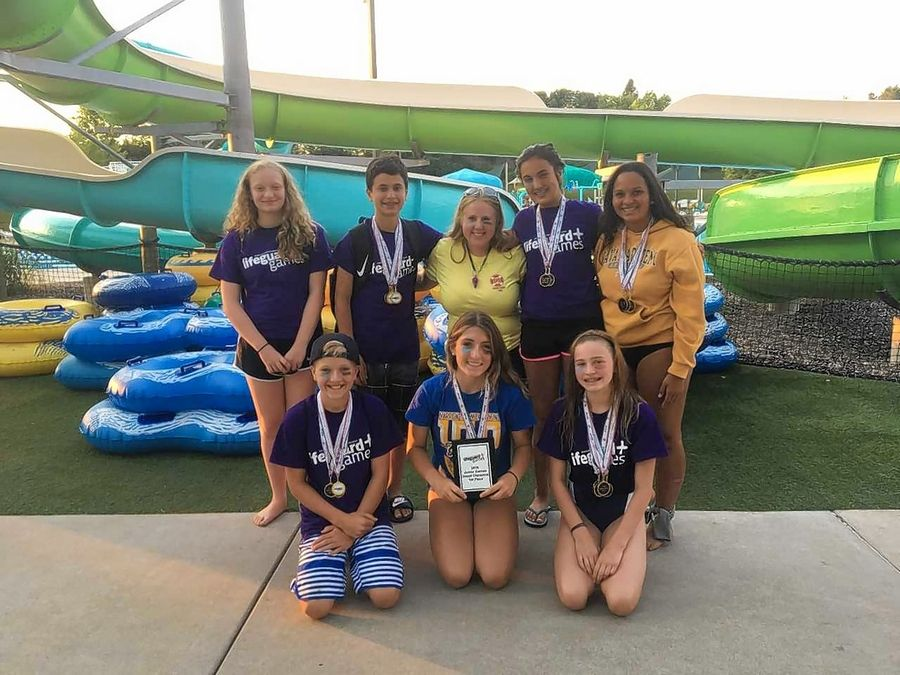 Gurnee Park District hosts annual Lifeguard Games, a ...