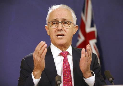 Australian prime minister calls on pope to fire archbishop