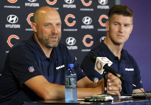 After busy offseason, Bears ready to see how pieces fit