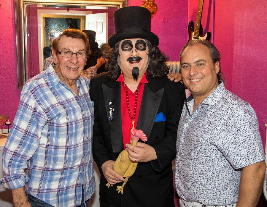 What does Doo Wop and Svengoolie have in common?