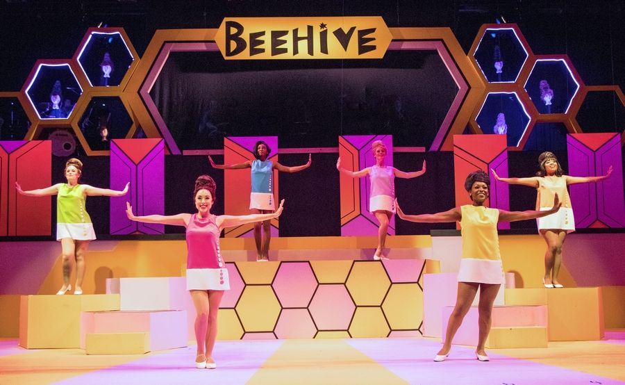 "The Metropolis Performing Arts Centre concludes its season with ""Beehive: The 60's Musical."""