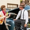 Mayors welcome classic car to memory care community