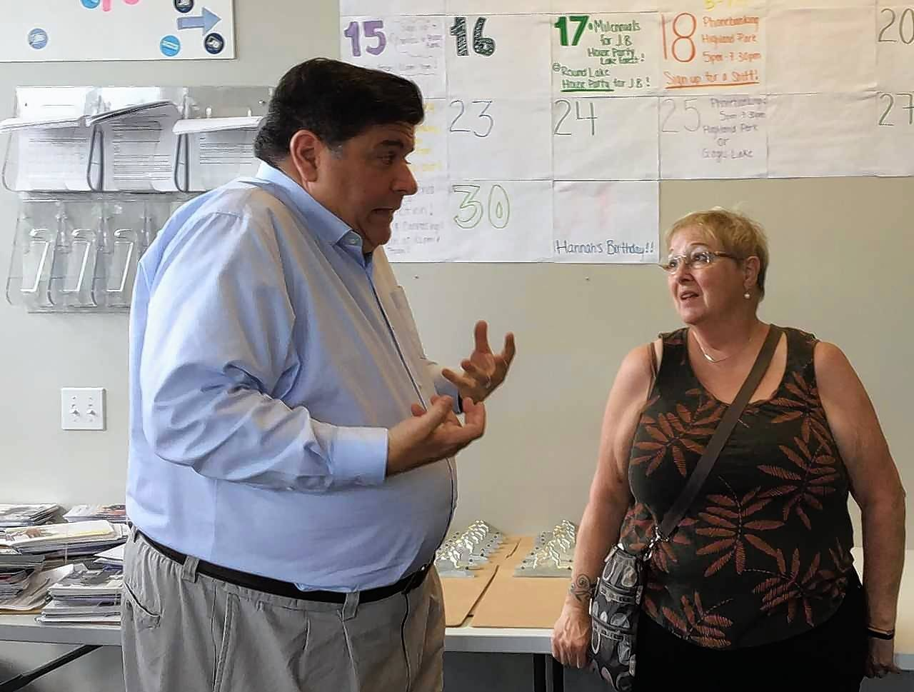Pritzker wants reforms at tollway, is undecided on Rt. 53 extension