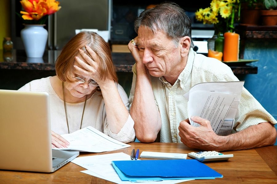 Seventy percent of U.S. households headed by people ages 65 to 74 had at least some debt in 2016, according to the Federal Reserve's latest Survey of Consumer Finances.