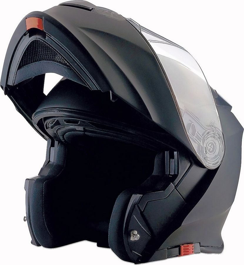 The Z1R Solaris modular helmet retails for $129.95 and offers most of the features of helmets three times more expensive.
