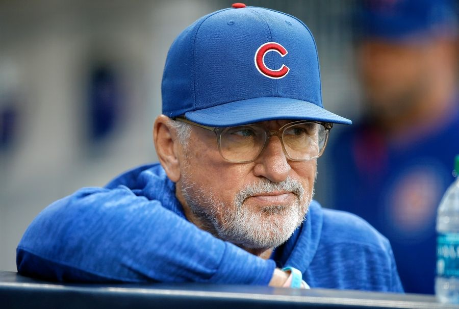 Chicago Cubs manager Joe Maddon has faced more challenges this season than any of his four in Chicago.