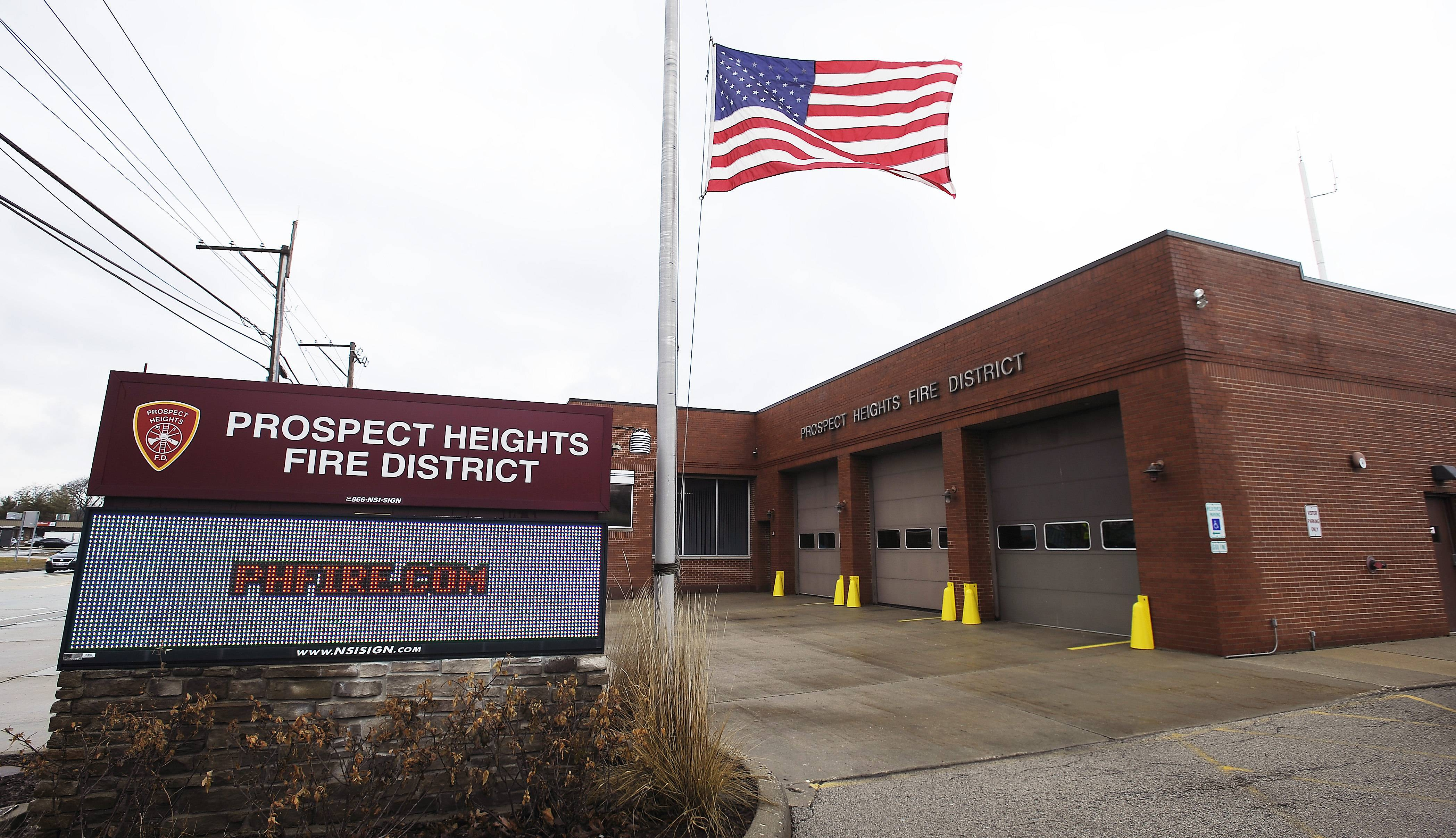 Family and former colleagues of retired Prospect Heights and Hoffman Estates fire officer Edwin Haase are mourning his death Sunday at age 67.