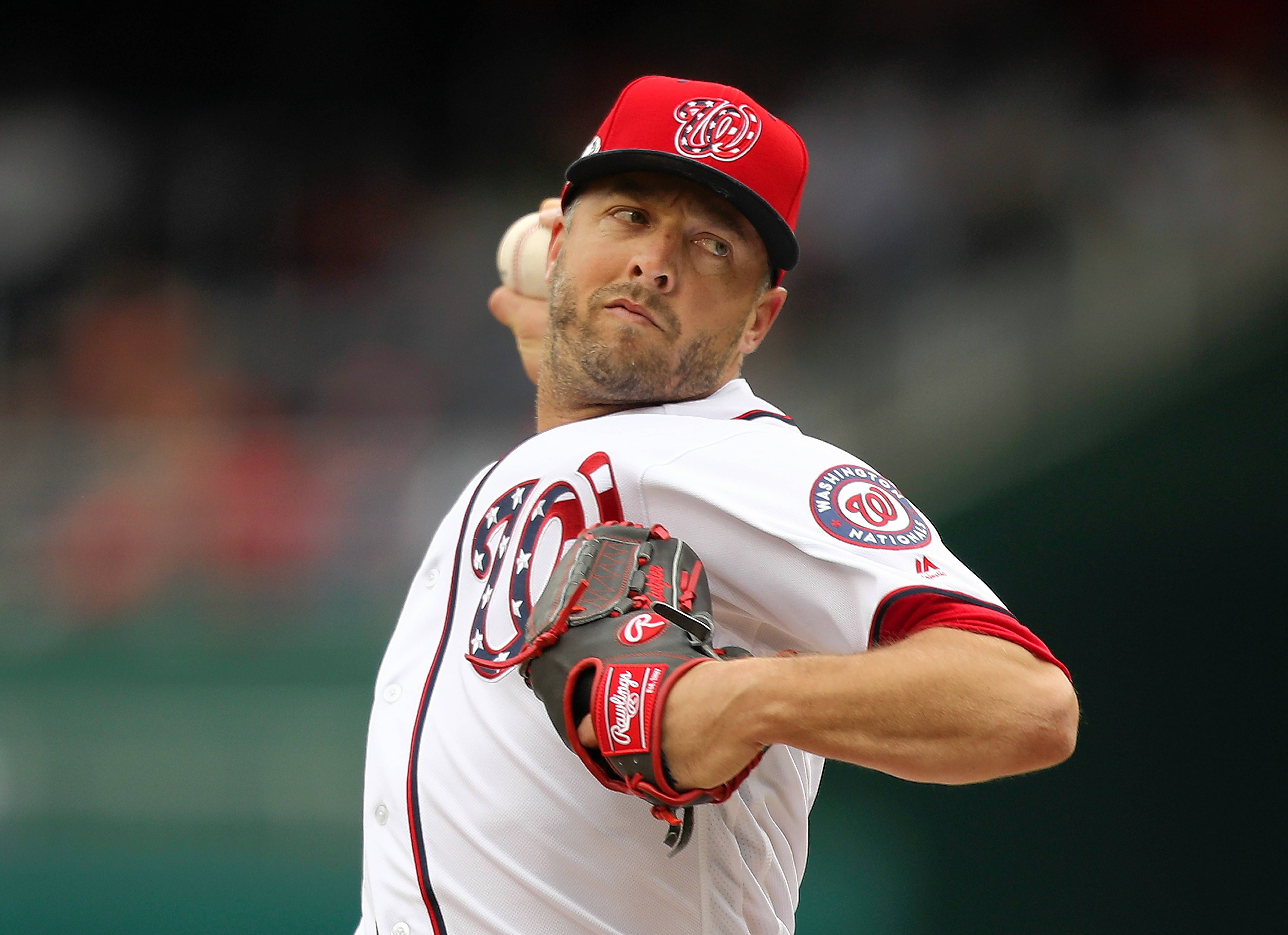 Chicago Cubs trade for Nationals reliever Kintzler