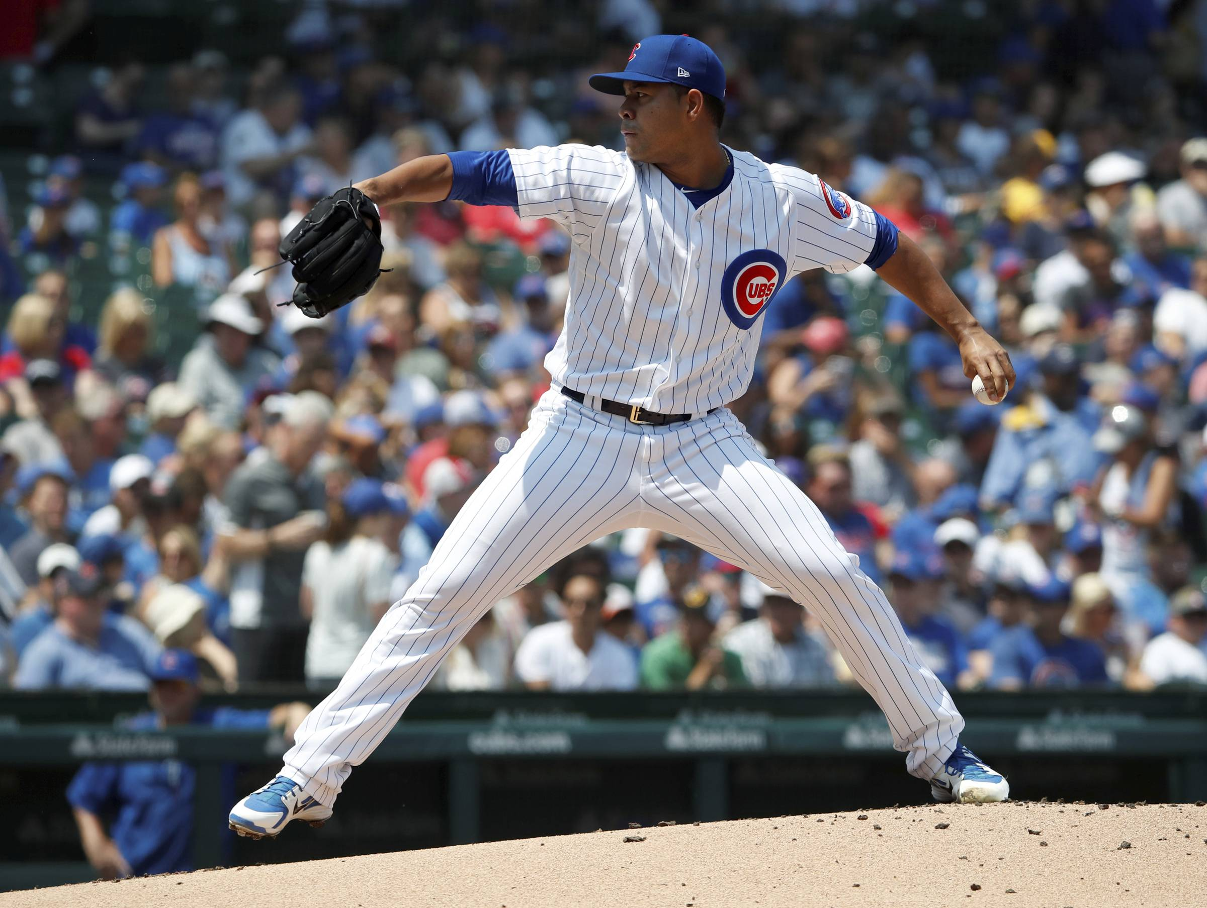Quintana, defense strong as Cubs hold off Padres