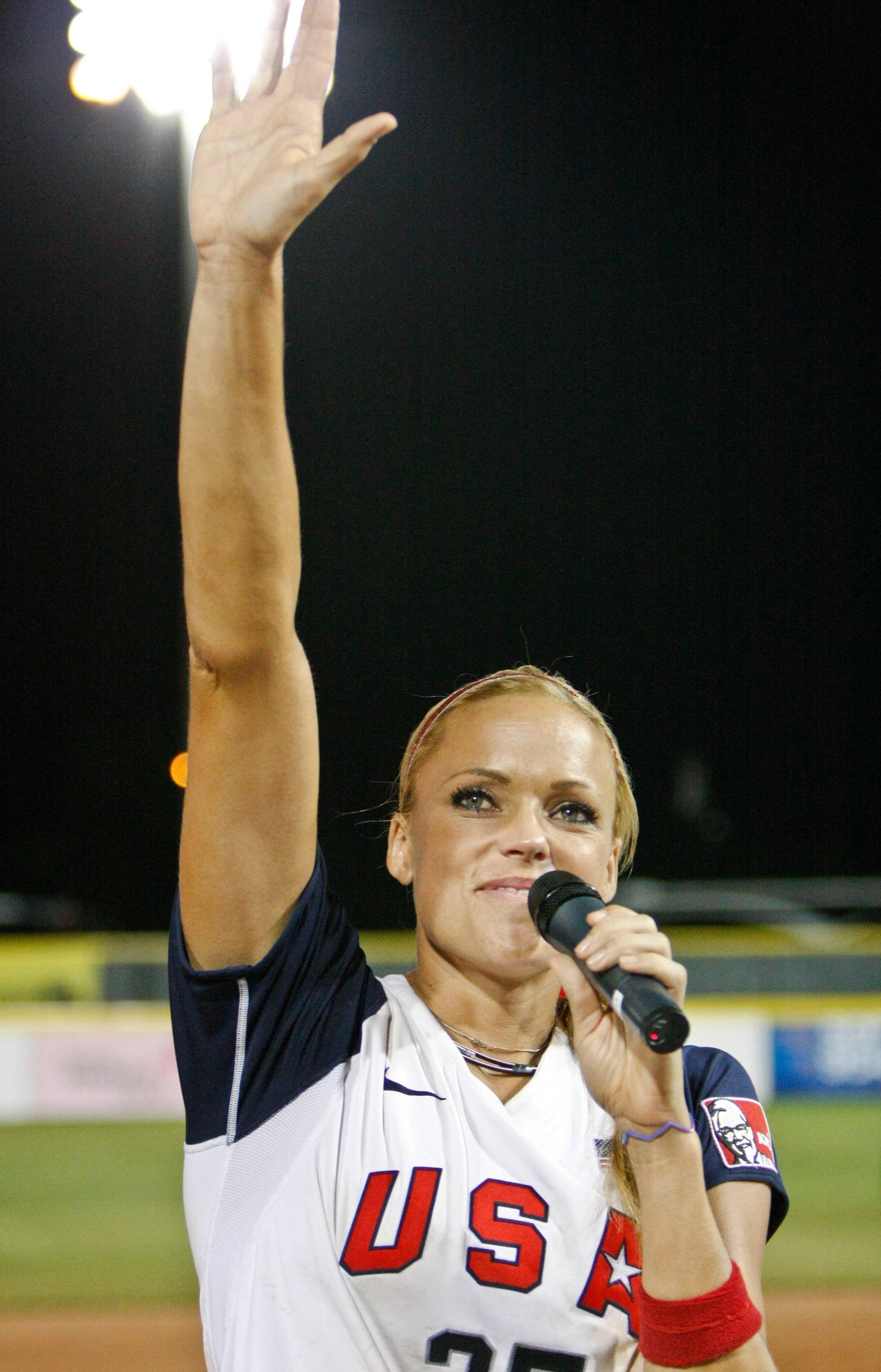 Softball legend Jennie Finch, who won an Olympic gold medal and pitched for the Chicago Bandits, is one of the headliners at the Empowering Girls for Life convention Aug. 10-12 in Rosemont.