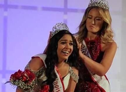 Lake Zurich teen nears Miss Illinois Junior title