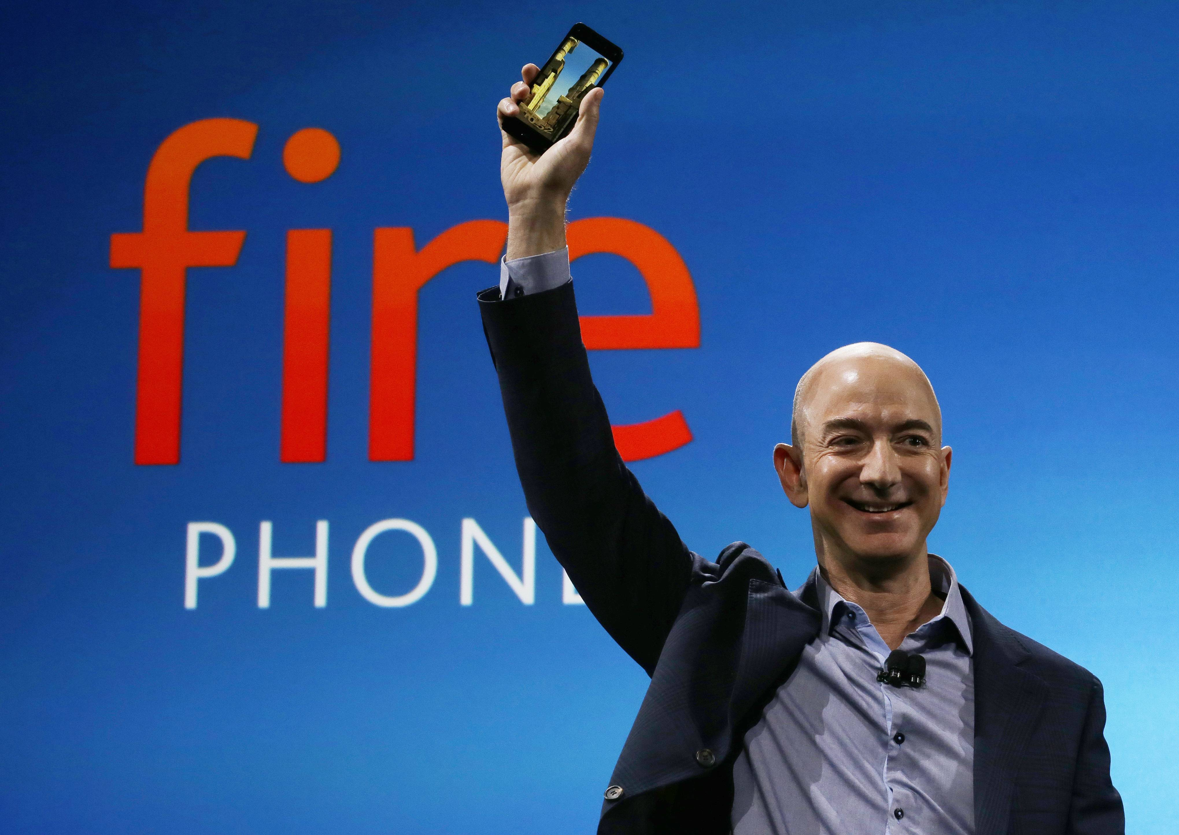 Amazon CEO Jeff Bezos' $147 billion fortune easily makes him the world's richest person.