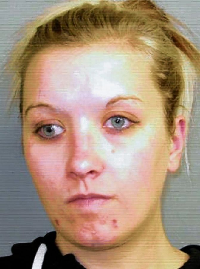 Jessica D. Chapman faces six to 30 years in prison when sentenced in September for drug-induced homicide.