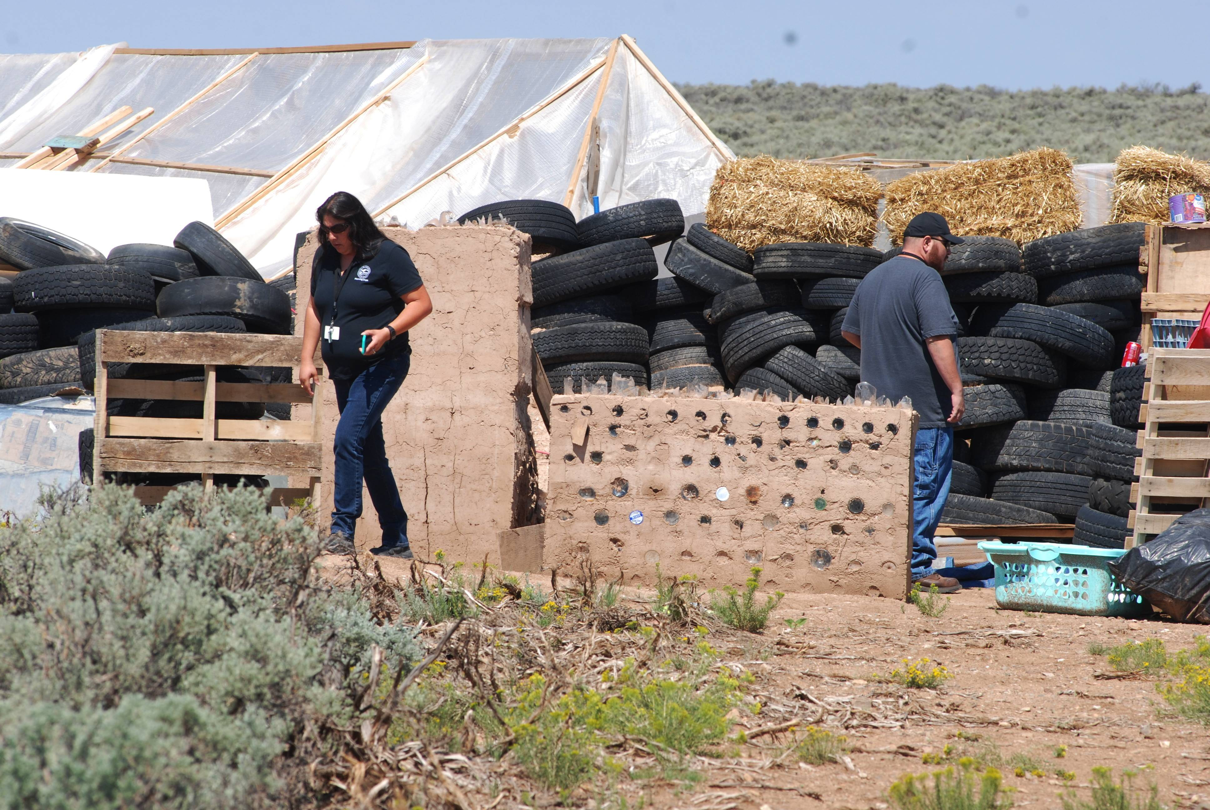 Remains Of Unidentified Boy Found At New Mexico Compound