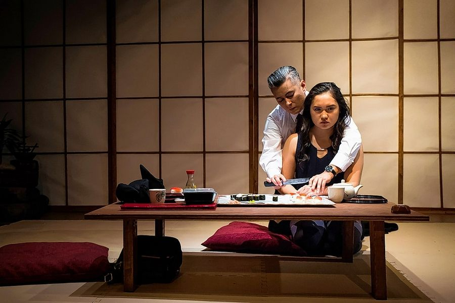 "Daria Miyeko Marinelli's Japanese mob drama ""893 
