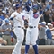 Hitless early, Cubs rally again to beat Nationals