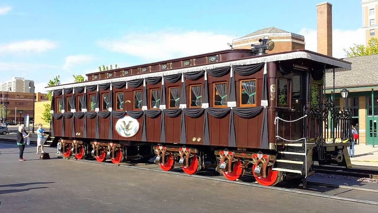 Antioch to host Replica of train car built as Lincoln's equivalent of Air Force One
