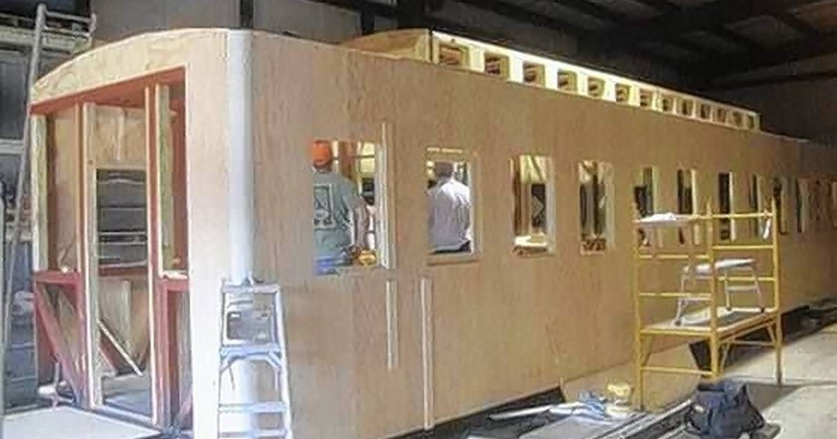Antioch To Host Replica Of Train Car Built As Lincoln S Equivalent