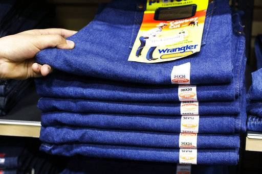 VF, following millions of consumers, will shed its denim