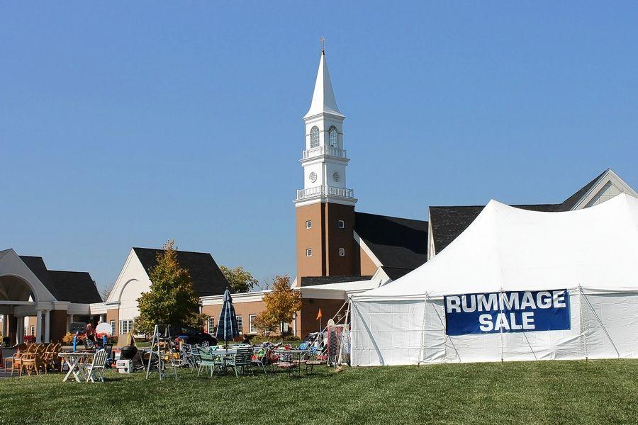 Barrington church's rummage sale to celebrate 85 years Oct  5-6