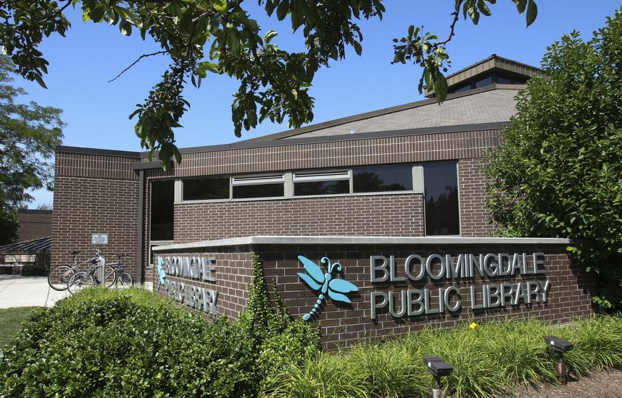 The Bloomingdale Public Library will play host to a Volunteer Fair from 10 a.m. to 1 p.m. Aug. 25.