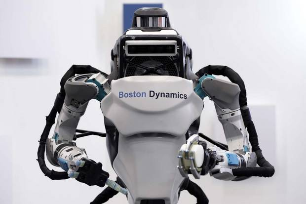 Big tech is throwing money and talent at robots for the home