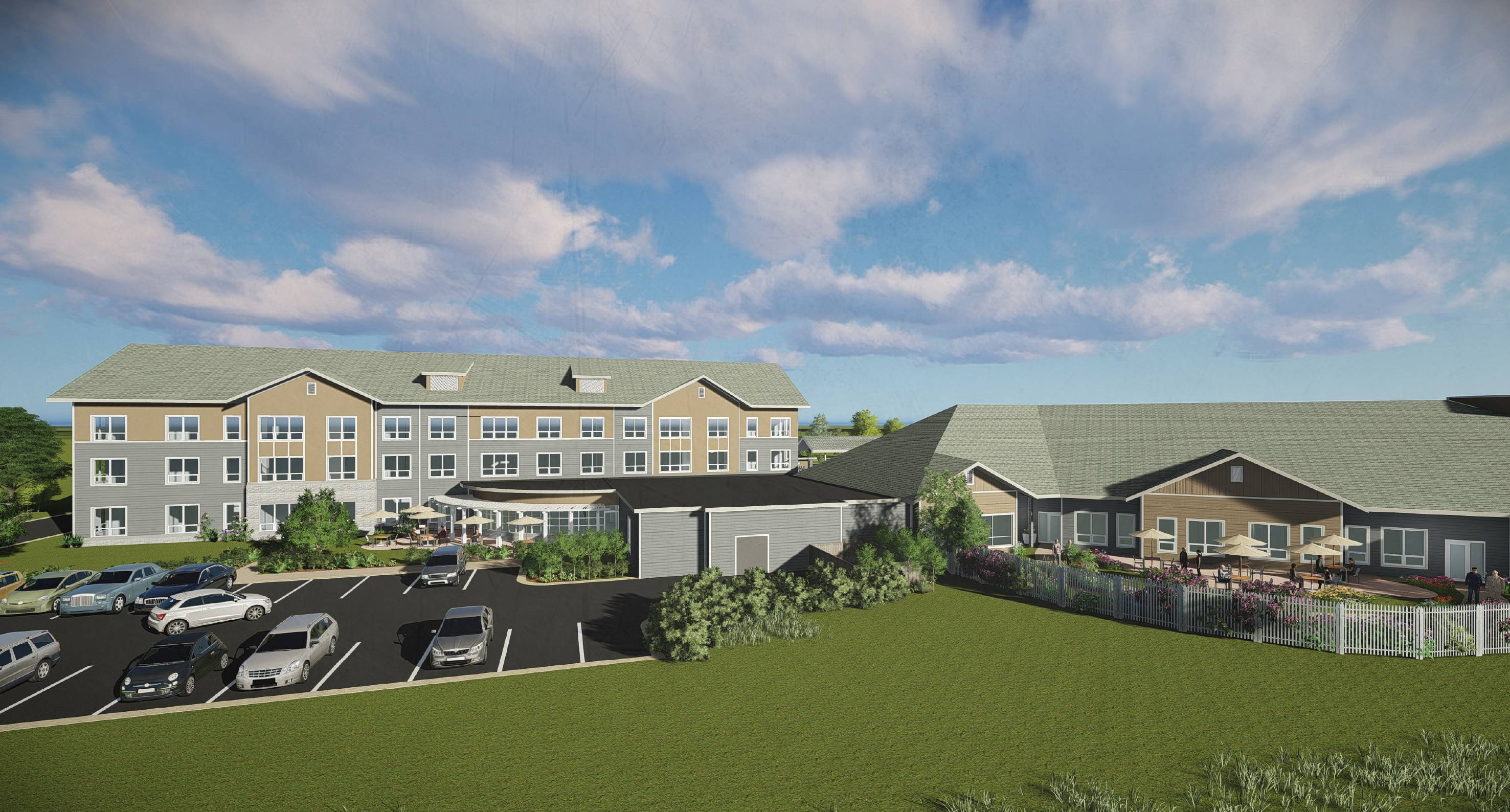 Assisted living facility proposed for Mundelein