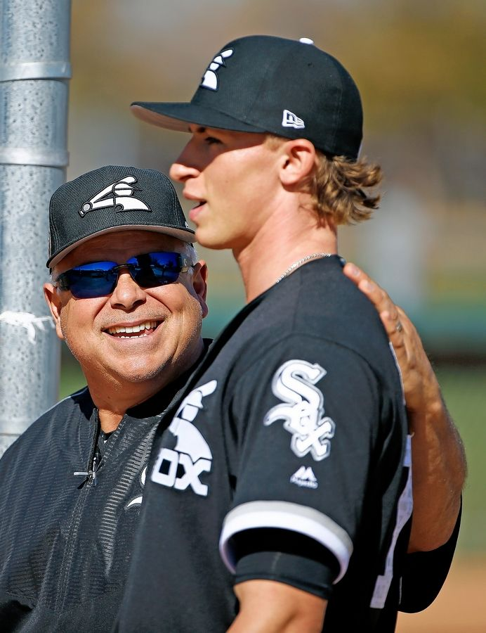 White Sox manager Rick Renteria will have rookie Michael Kopech starting Tuesday night at home against Minnesota.