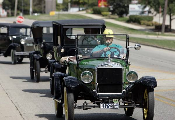 Vintage Autos To Retrace Century Old Route At 46th Elgin Road Race