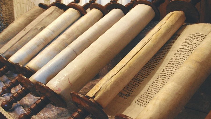 Ancient Bible scrolls to go on exhibit at New Jerusalem House of Prayer
