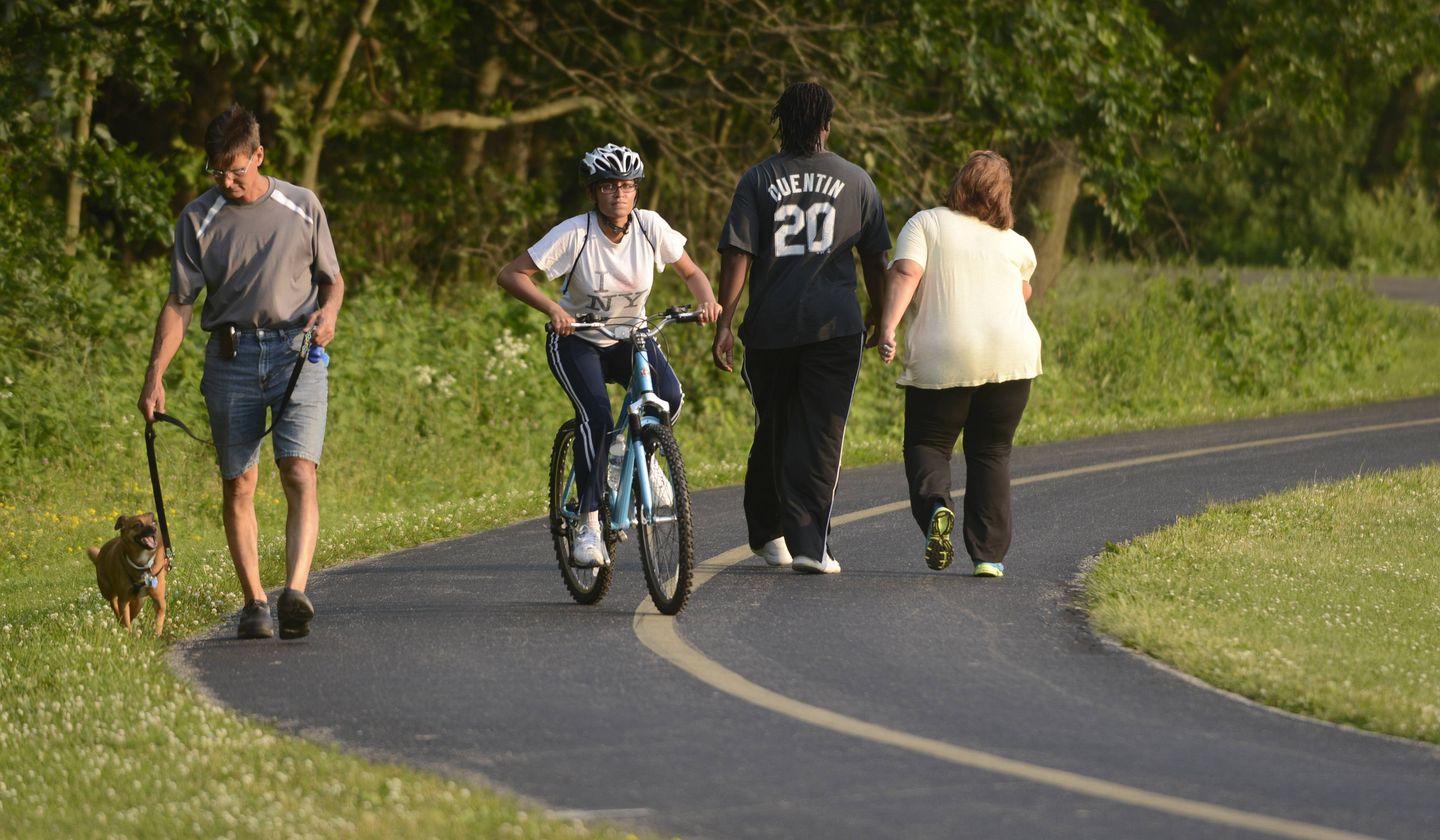 1,100 miles of trails in the suburbs, but 200 miles of gaps: Project aims to fix that