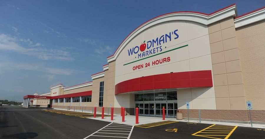 The much-anticipated Woodman's Food Market is set to open this week in Buffalo Grove. The 240,000-square-foot store sits at the corner of Milwaukee Avenue and Deerfield Parkway.